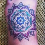 Lotus flower Mandala by CraazyInABottle