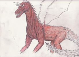 Red Dragon by porethoose
