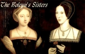 The Boleyn's sisters by peteandco