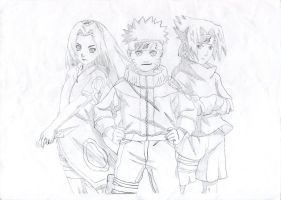 Team 7 by personalord109