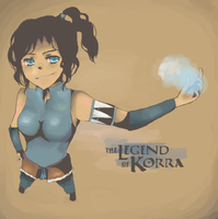 Korra by Sunny-Winter-Star