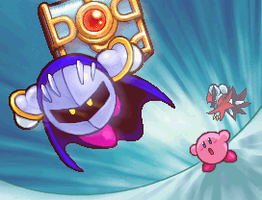 Meta Knight stole the treasure! by AnarchyAngel91