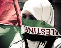 I LOve Palestine by asiaibr