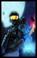 Halo - Endless War by RobertoAGM