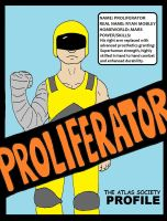 The Atlas Society: Proliferator by backerman