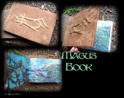 Magus Book by savagedryad