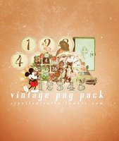Png Pack Vintage by kaleidoscopeEYE
