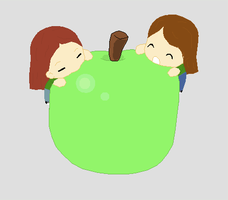 That Apple by azula1123567894
