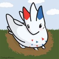 Togekiss mommy by TK421LovesYou