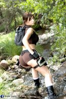 tomb raider underworld by JillStyler