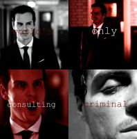Consulting Criminal by ninjarosie