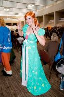 Curtain Dress- Enchanted by katesorganizedchaos
