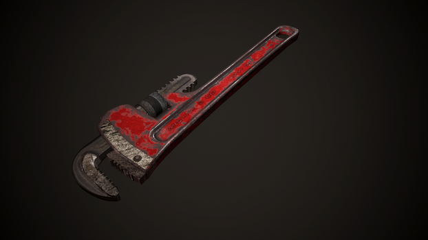 Pipe Wrench by SoumyashriMishra