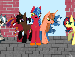 Group Picture by Aryncoryn