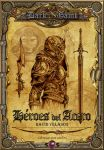 Cover art for the gamebook 'Heroes del Acero' by Feliche