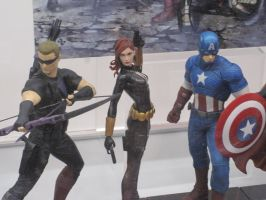 Marvel Statues 2 by WhiteFox89