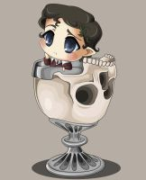 .: Skull Goblet :. by PirateHearts
