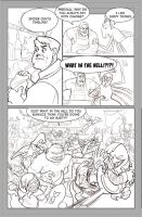 Rock Monsters - Page 10+ by johndevilman