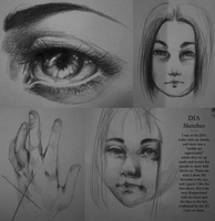 .DIA Sketches. by ToxicOxygen