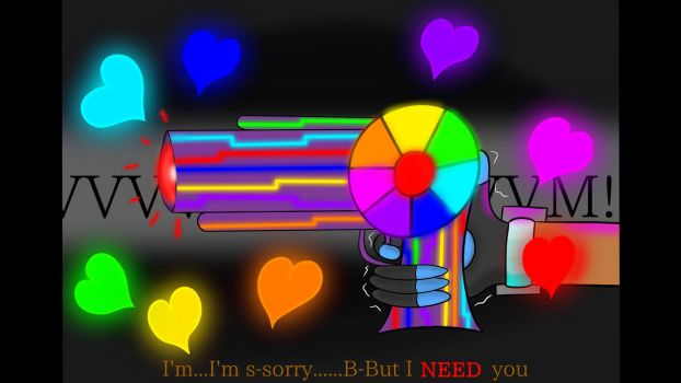 ..I NEED you by Zontickles