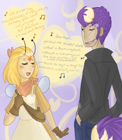 Crooning Together by Stais