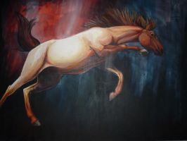HSC - Leaping Horse by Montaneous