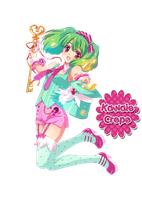 Ranka Lee || Render #2 by KawaieCrepe