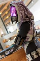 :Mass Effect: Pilgrimage by AlouetteCosplay