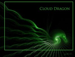 Cloud Dragon by 16stepper