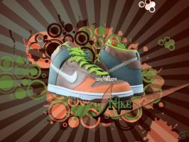 Nike TOoCOol by IllustriousART