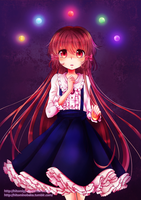 Pocket Mirror by Hitomi97