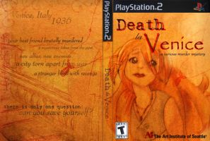 Death la Venice box art by EmeraldEmpress