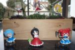 Touhou Figure Set All by Akiro-Atalanta