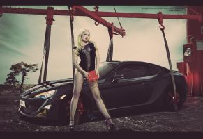 Toyota Gt86 ft Miss Tuning 2012 by LEEL00