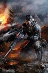 Vindicare by PhelanDavion