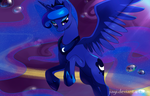 Dream Keeper Luna by Jiayi