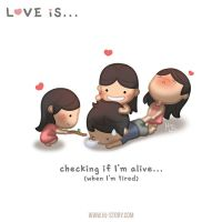 Love is... Alive by hjstory