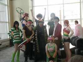 Anime Boston 2010 One Piece by CatastrophicWind
