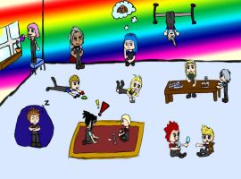 Org XIII Toddlers: Daycare by megamomo9