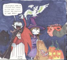 The True Meaning of H'ween by Underburbs