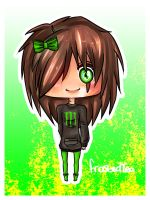Monster .:AT:. by FrostedTea
