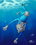 Sam's Dive by CalicoNorth
