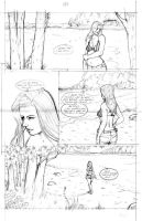 No Time To Cry Page 2 pencils by Jesse7800