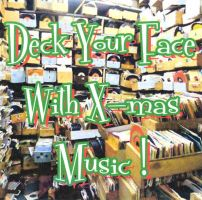 Deck Your Face With X-mas Music cover by Don-O