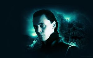 Loki (Dark side) by AnnGeea