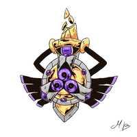 Mega Aegislash def form by boultim