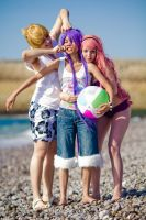 Friends by Winkie-Cosplay