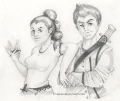 district 2 tributes by chaseau
