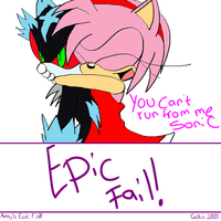 Amy's Epic Fail by MammaCarnage