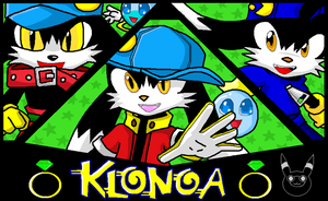 .:The Klonoa's:. by emichaca